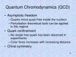 quantum chromodynamics qcd1