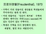 freudenthal 1973