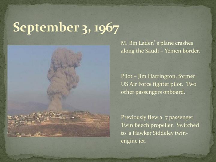 September 3, 1967