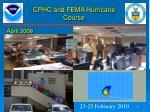 cphc and fema hurricane course