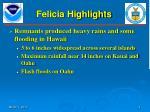 felicia highlights1