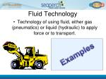 fluid technology