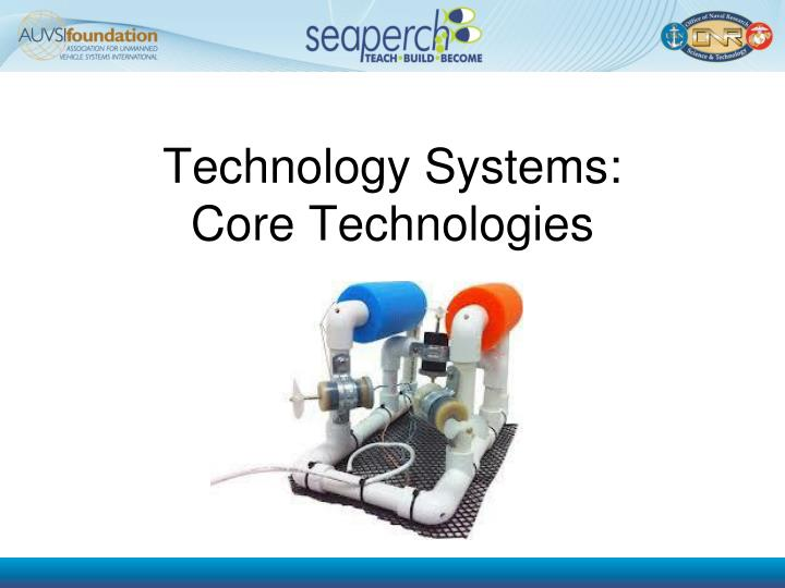 technology systems core technologies n.