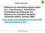 ethics review1