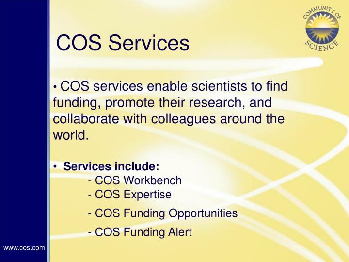 COS Services