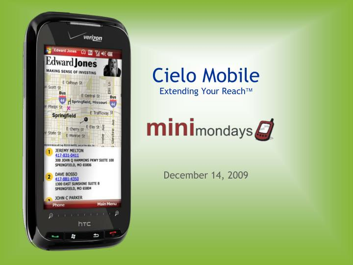 cielo mobile extending your reach n.