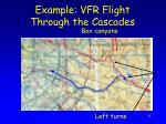 example vfr flight through the cascades3