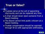 true or false3