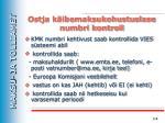ostja k ibemaksukohustuslase numbri kontroll