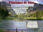 fidelidad de dios3
