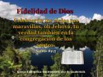 fidelidad de dios6
