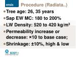 procedure radiata1