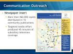 communication outreach