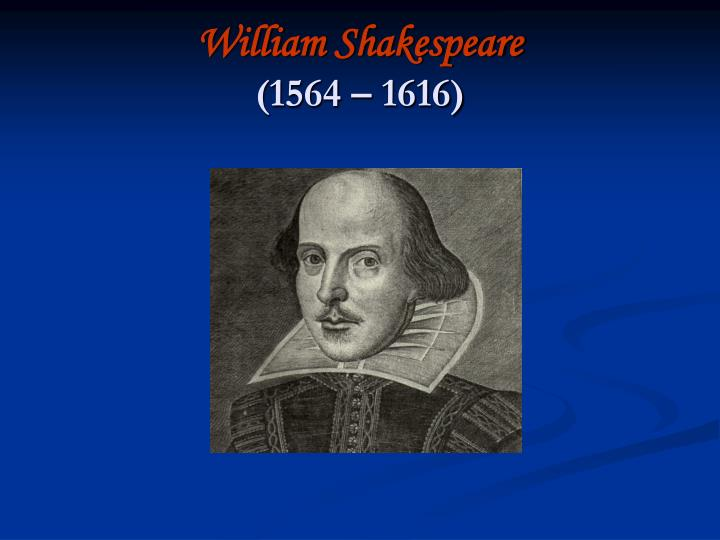william shakespeare 1564 1616 n.
