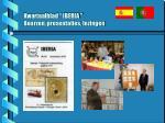 kwartaalblad iberia beurzen presentaties lezingen