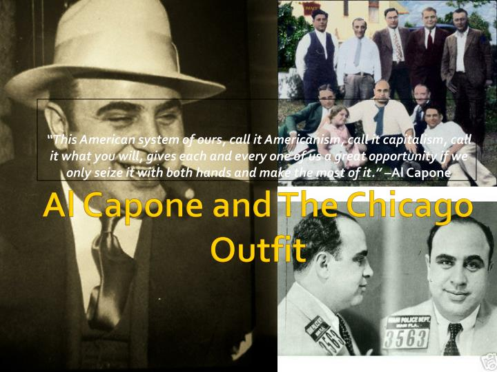 al capone and the chicago outfit n.