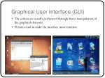 graphical user interface gui1