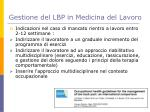 gestione del lbp in medicina del lavoro2