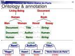 ontolog y annotation