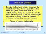 radiation damage1