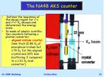 the na48 aks counter