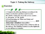 topic 1 taking the subway15