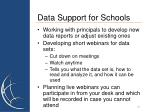 data support for schools1