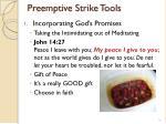 preemptive strike tools1