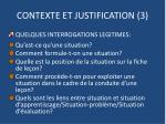 contexte et justification 3