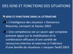 des sens et fonctions des situations3