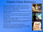 popular culture references