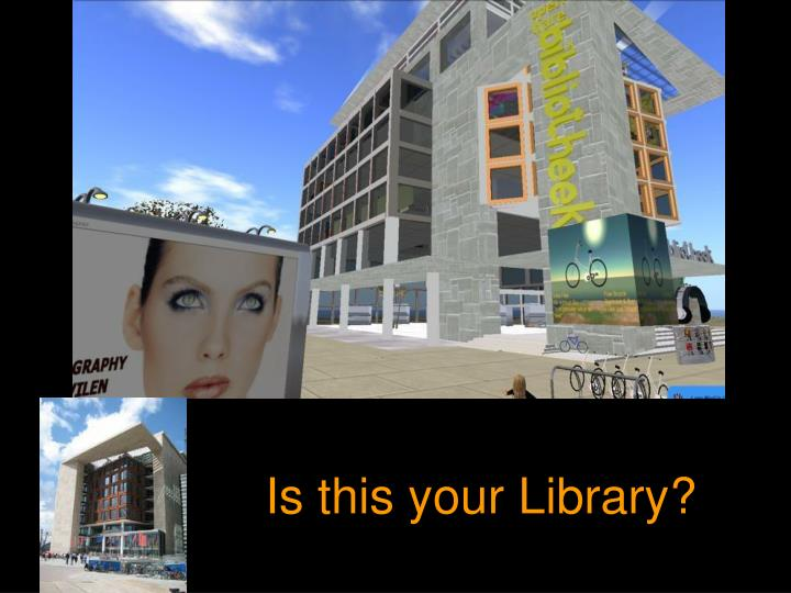 Is this your Library?
