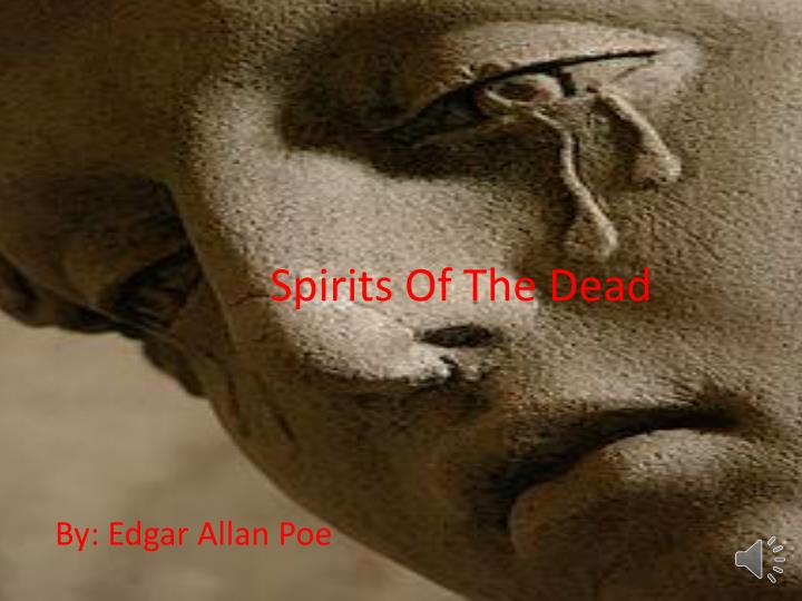 spirits of the dead n.