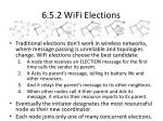 6 5 2 wifi elections