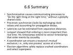 6 6 summary