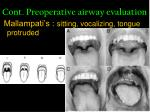 cont preoperative airway evaluation2