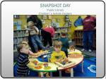 snapshot day public library children s activity centers