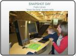 snapshot day public library never too early to learn skills