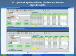 2012 y l ocak ay ndan itibaren t m faturalar sisteme kaydedilecektir