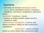 izomerie