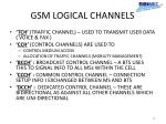 gsm logical channels1