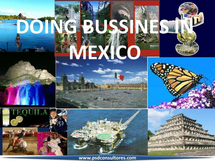 doing bussines in mexico n.