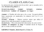 clases class cont