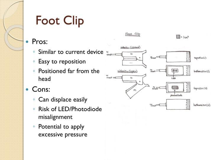 Foot Clip