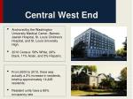 central west end