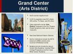 grand center arts district