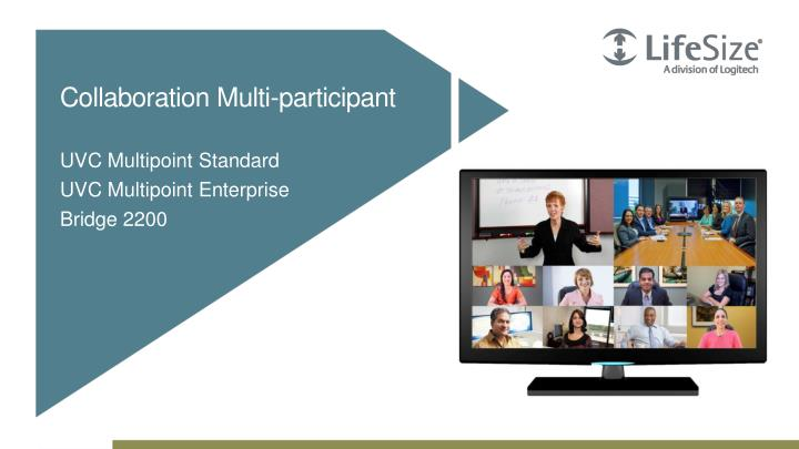 Collaboration Multi-participant