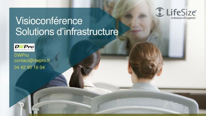 Visioconf rence solutions d infrastructure