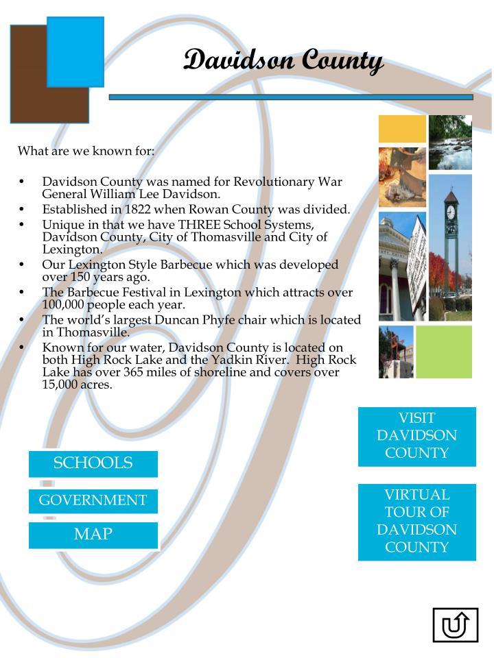 Davidson County