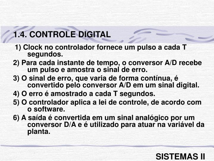 1.4. CONTROLE DIGITAL